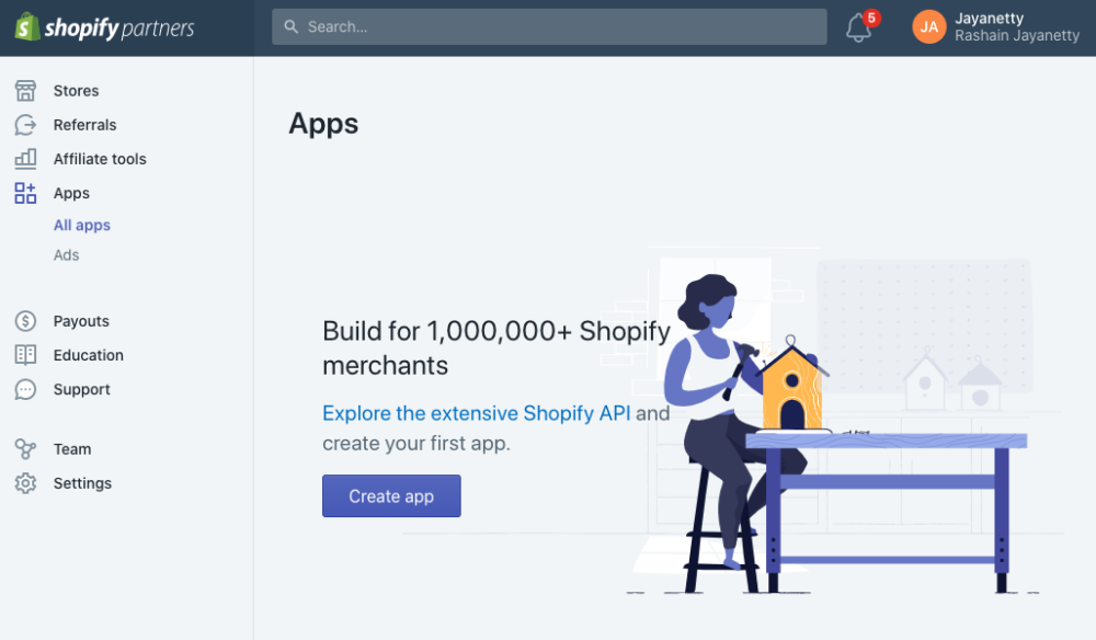 Shopify App Development  - Screen Shot 2020 07 01 at 6.07.17 PM